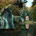 Laghetto del Parco visto da Mattia Sfregola