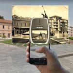 Piazza Trento Triesto vista da Emanuele Federico